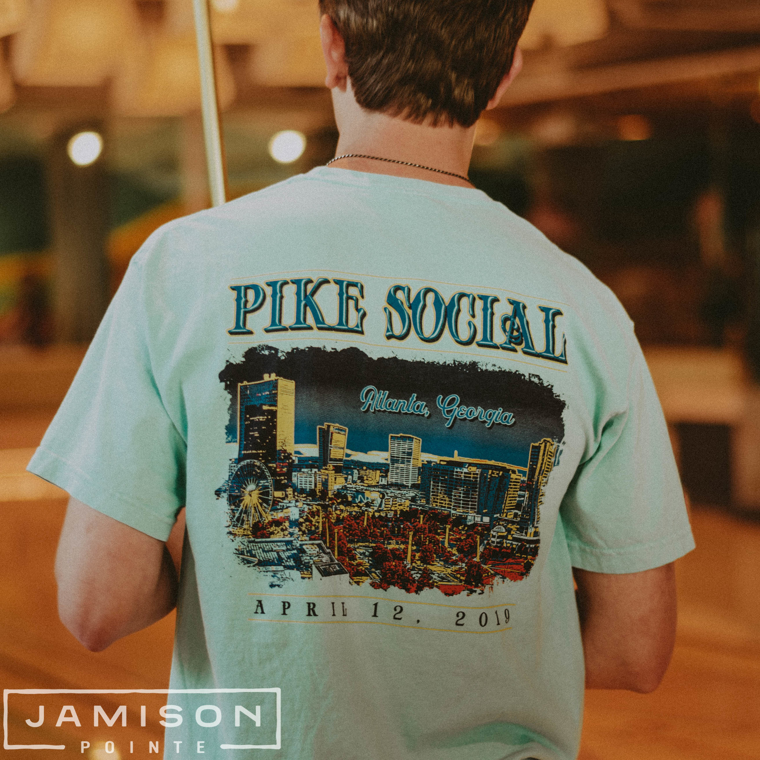 Pike Social Tee