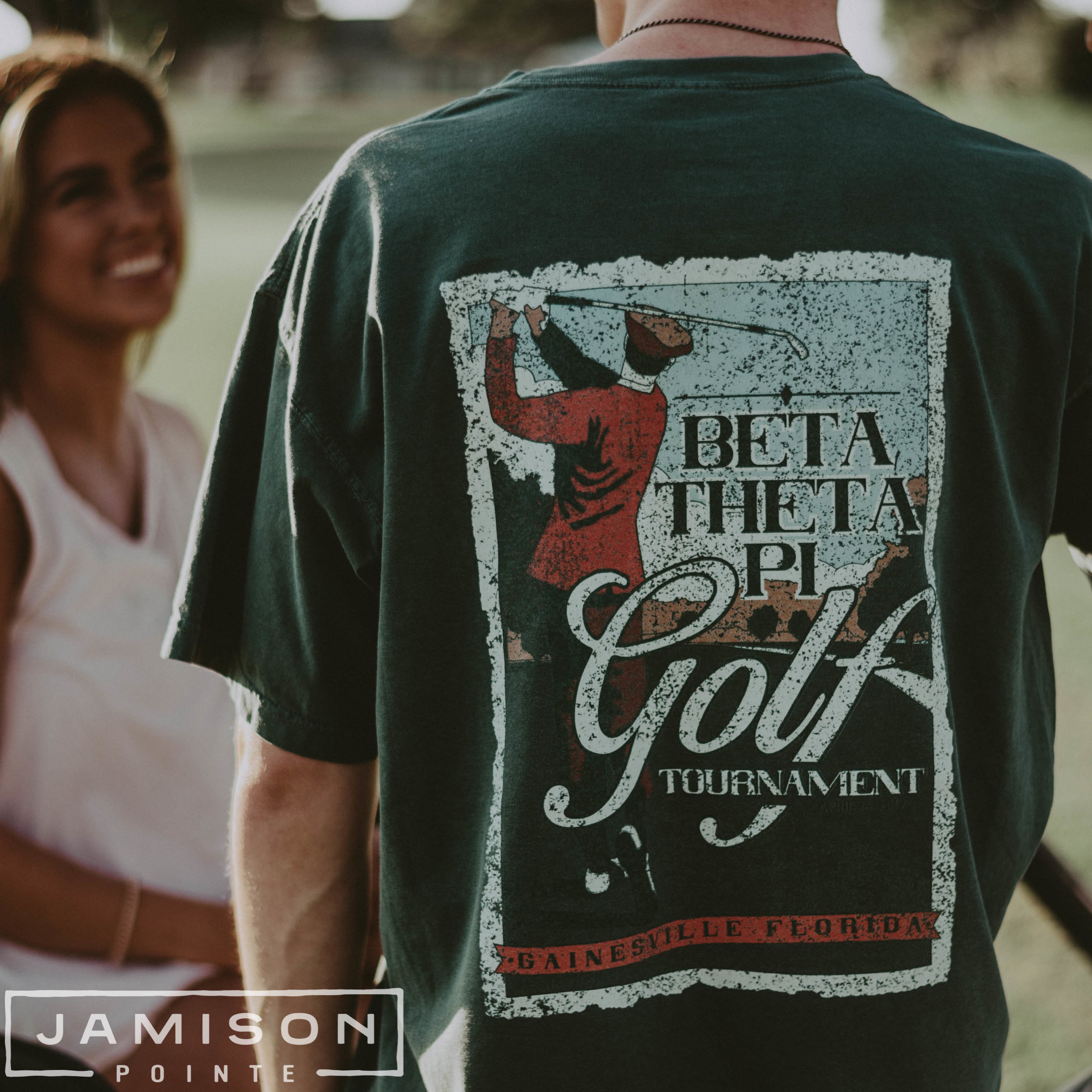 Beta Theta Pi Golf Tournament Tee