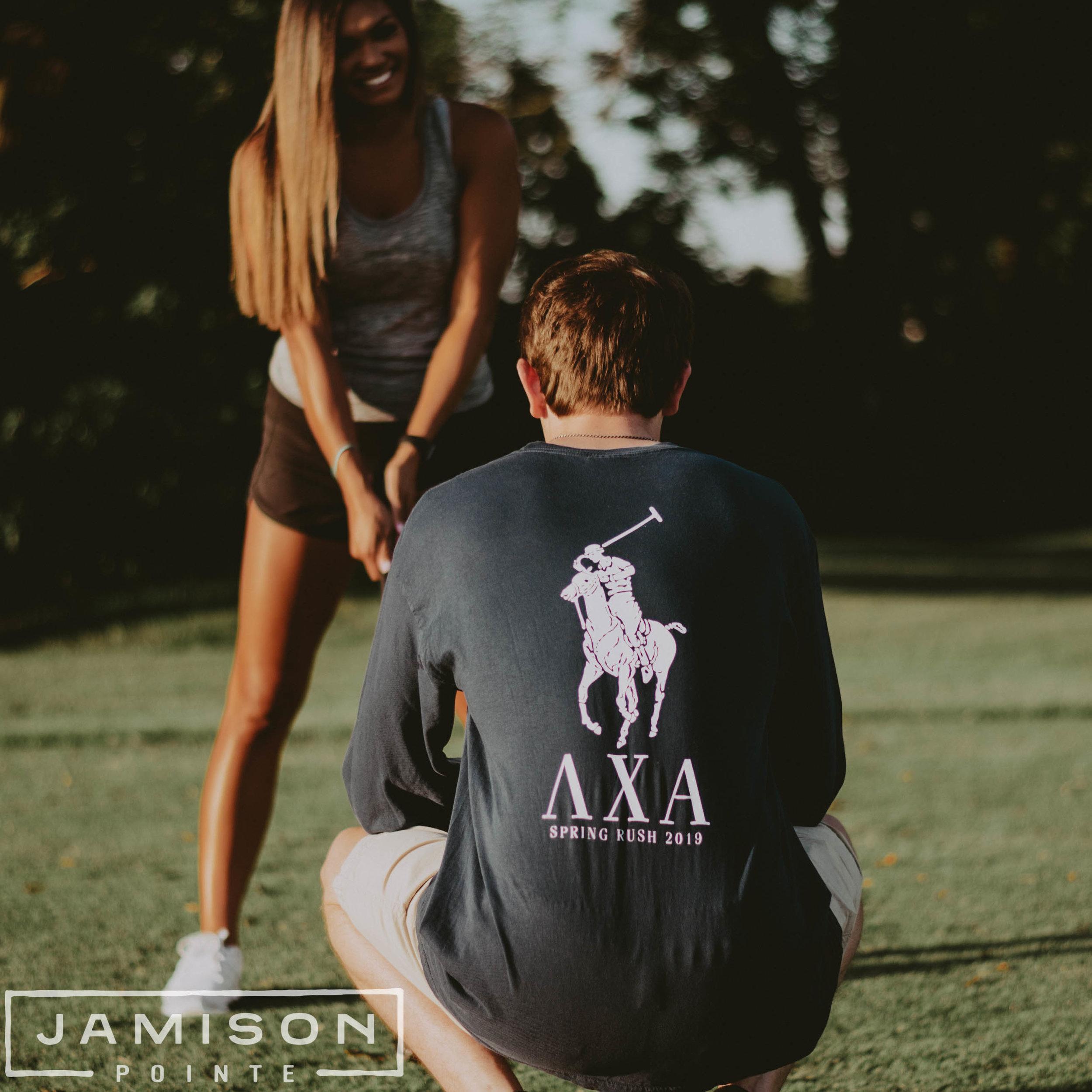 Lambda Chi Alpha Rush Tshirt