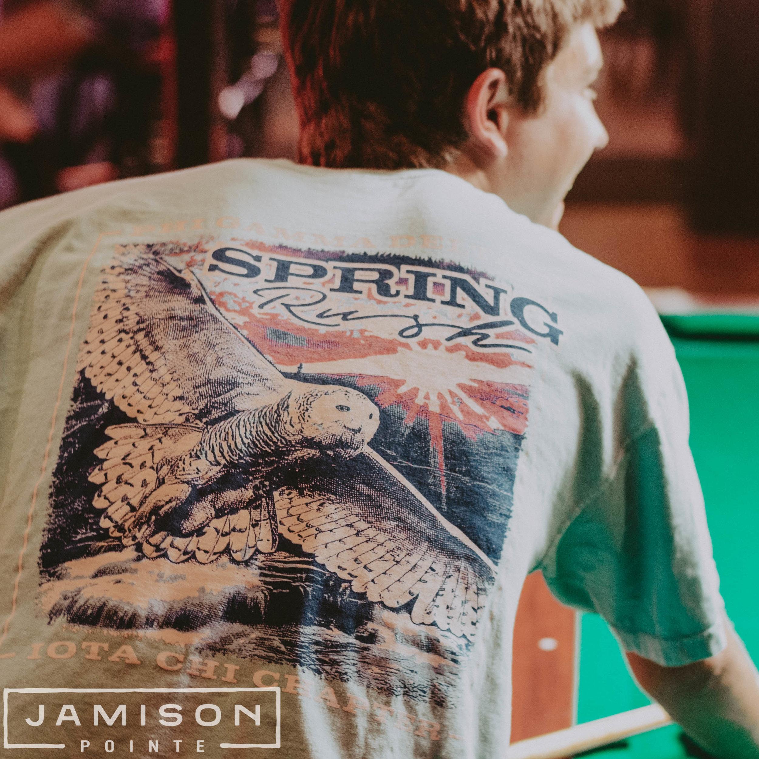 Phi Gamma Delta Spring Rush Tshirt