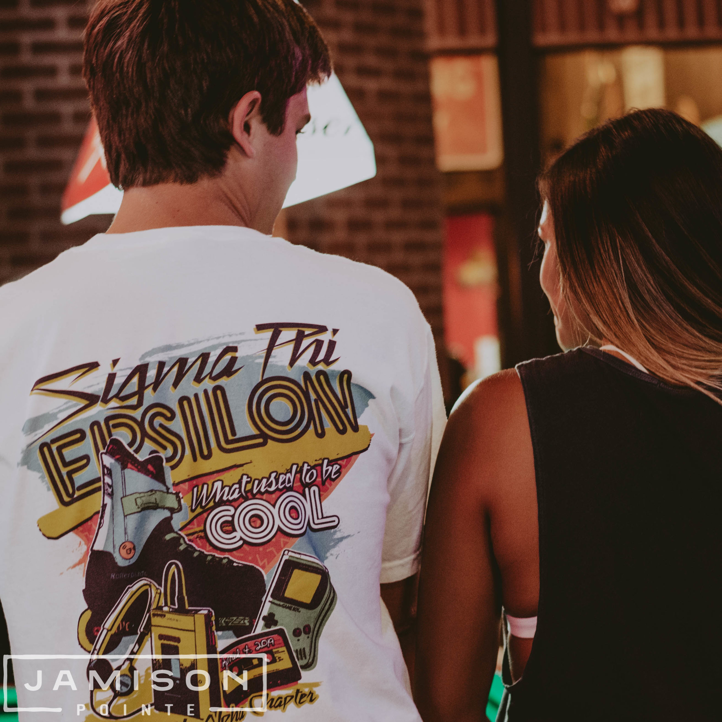 Sigma Phi Epsilon What Used To Be Cool Tshirt
