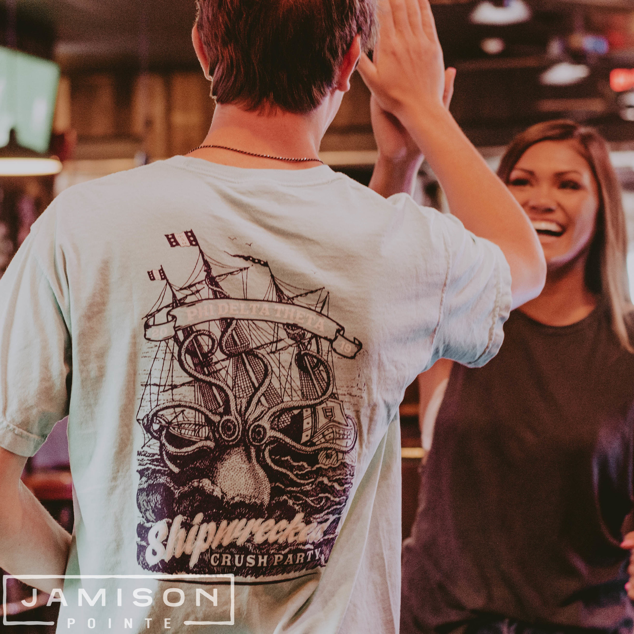 Phi Delta Theta Shipwrecked Tshirt
