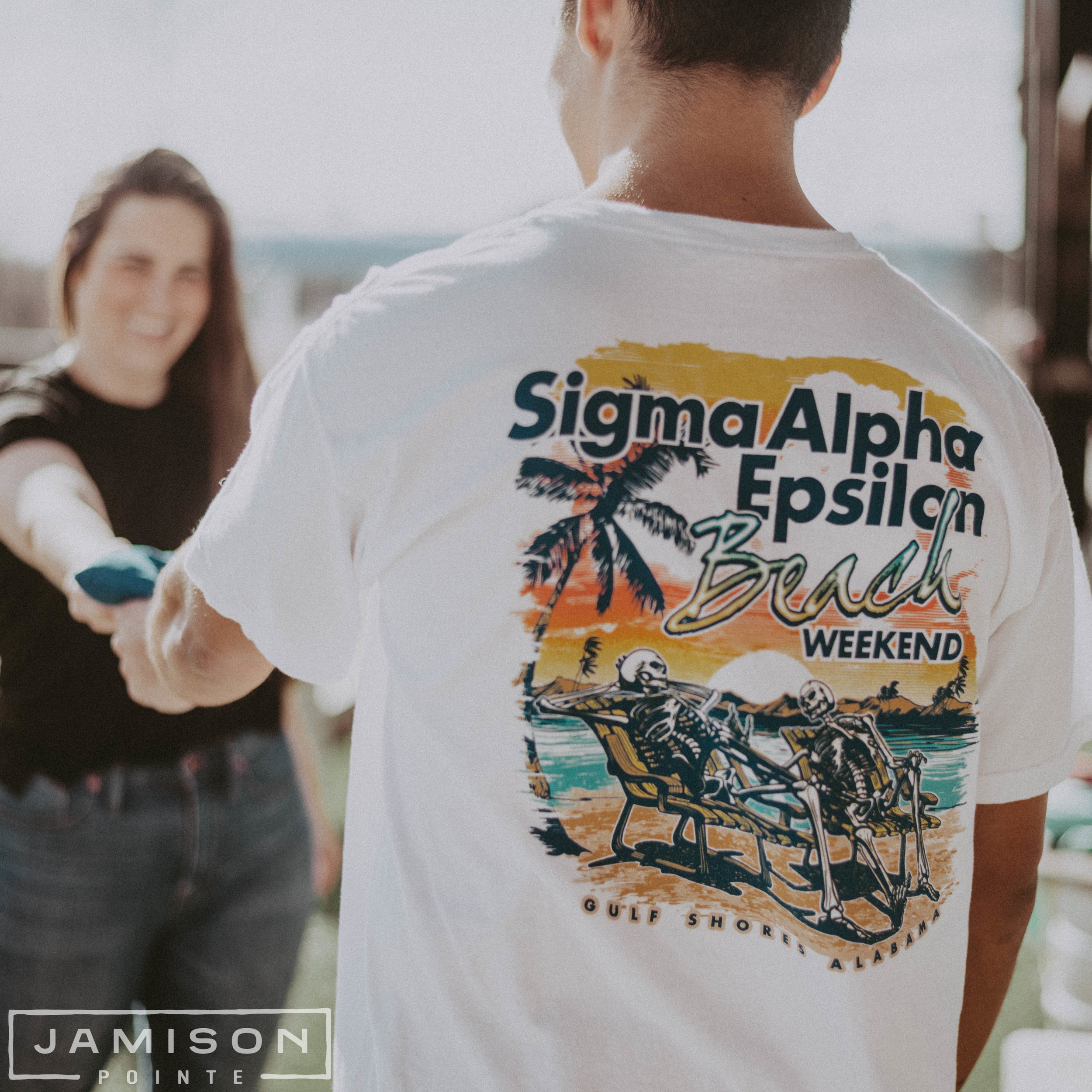 SAE Beach Weekend Tee