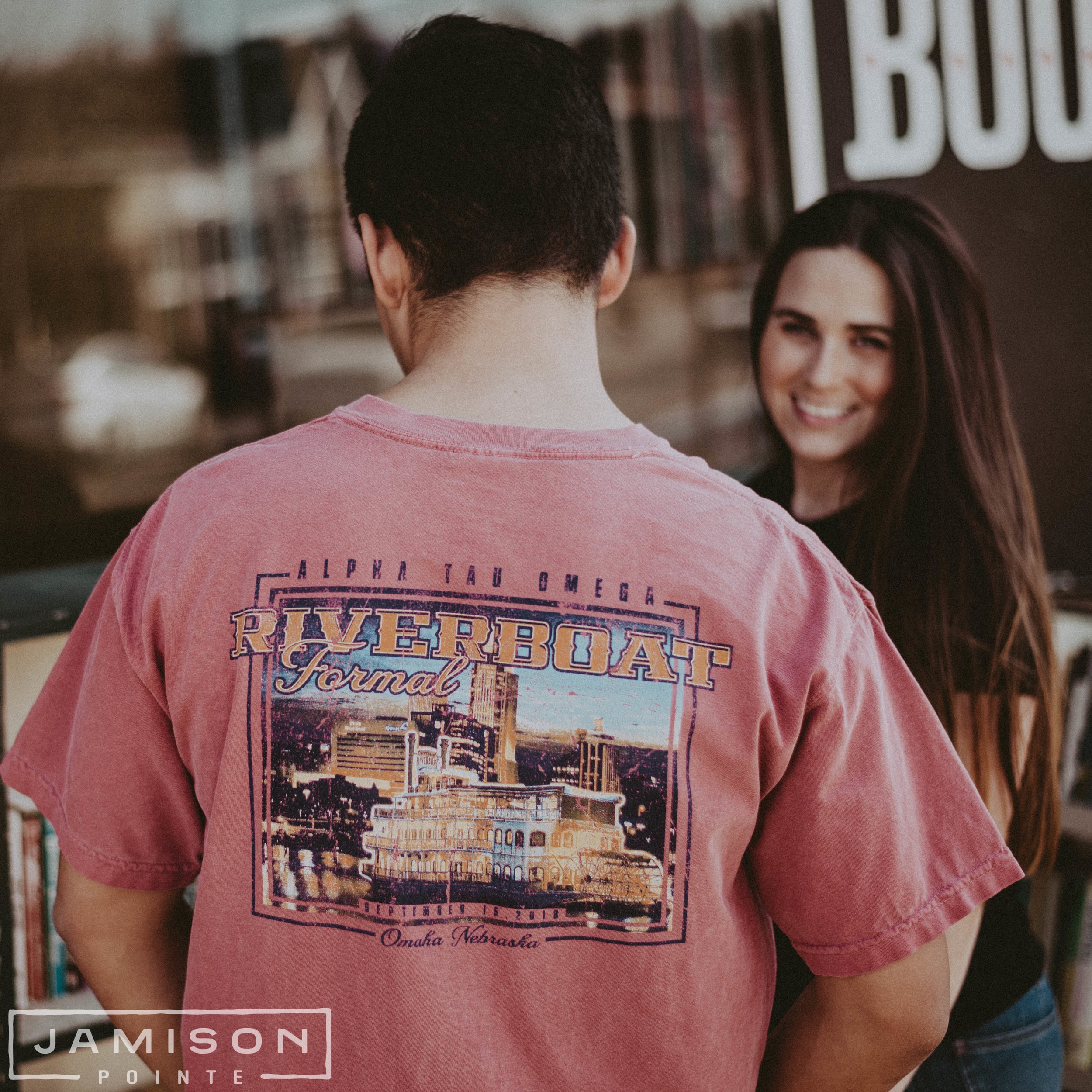 ATO Riverboat Tee
