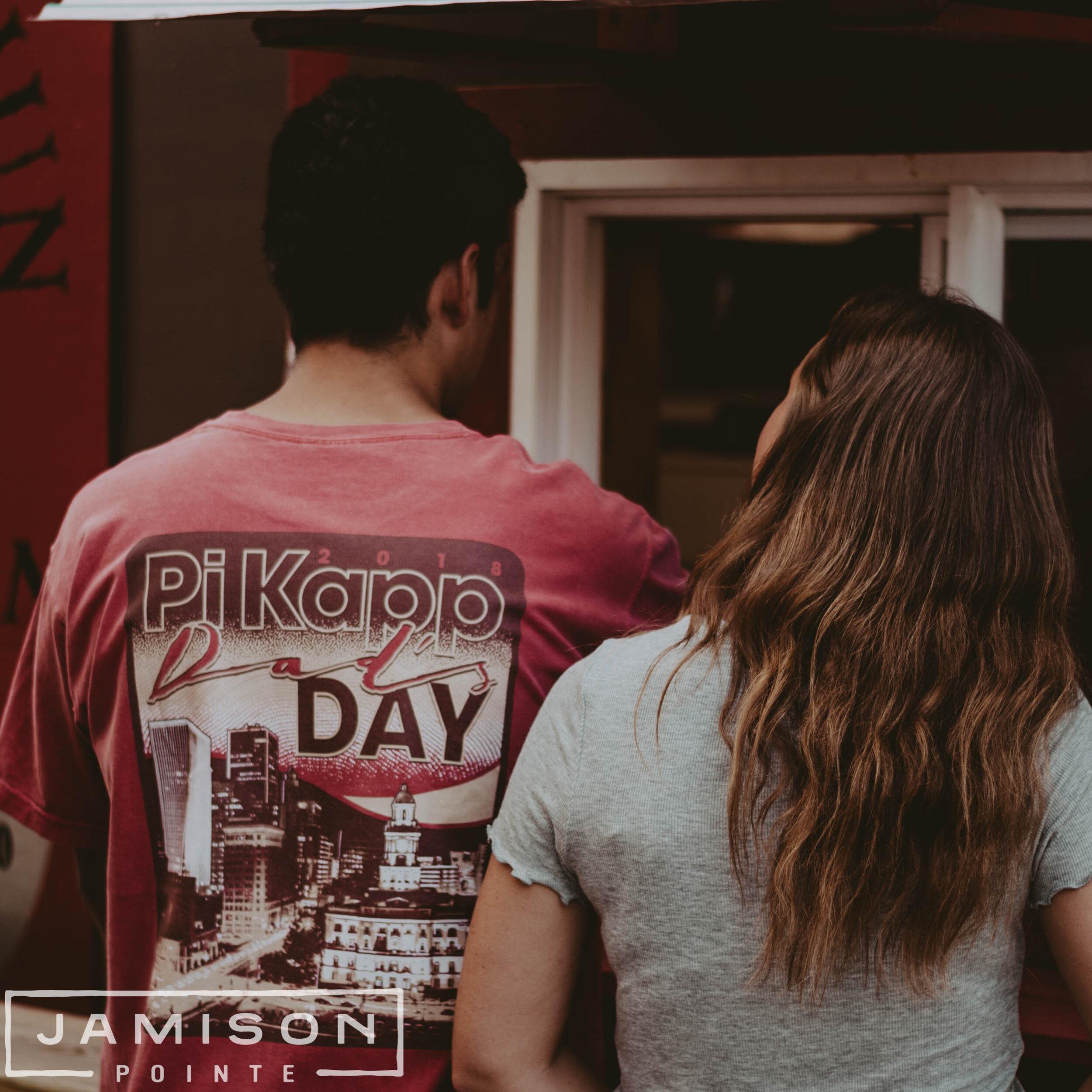 Pi Kappa Phi Dads Day Tshirt