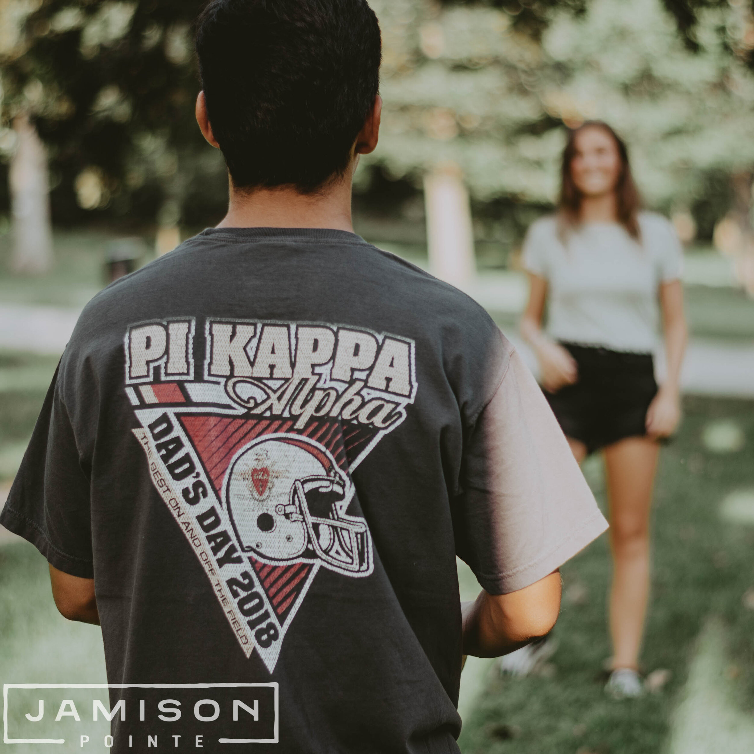 Pi Kappa Alpha Dads Day Tshirt