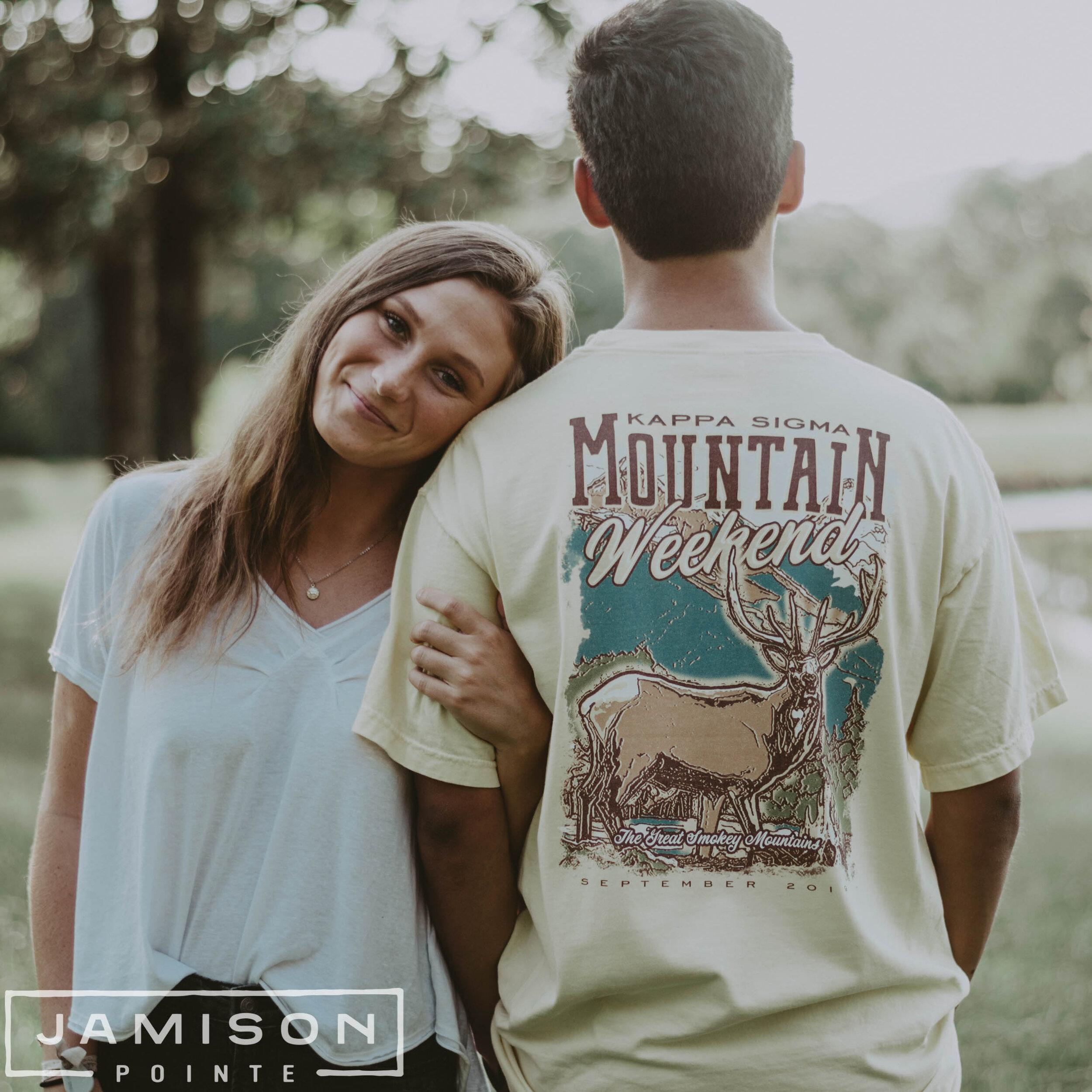 Kappa Sig Mountain Weekend Tshirt