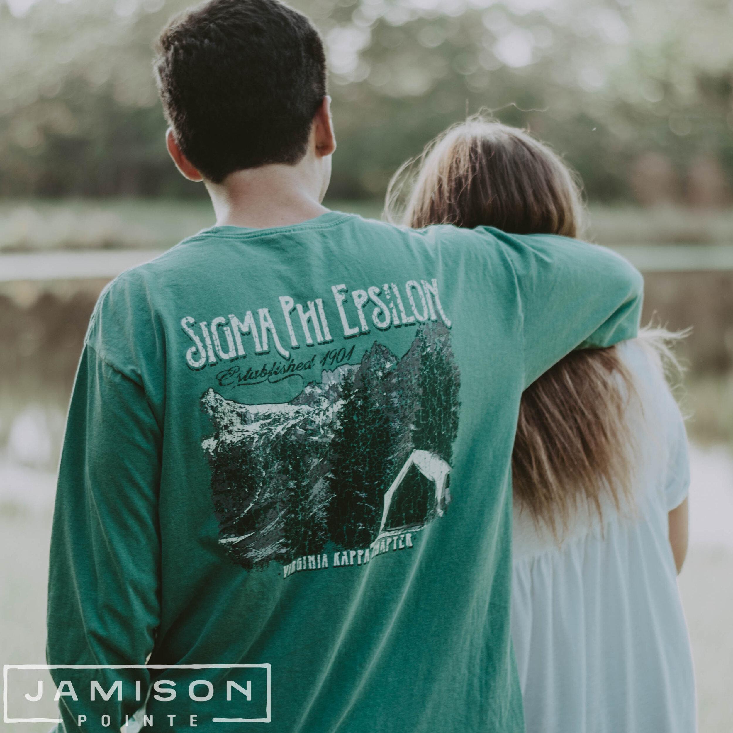 Sigma Phi Epsilon Brotherhood Retreat Tshirt