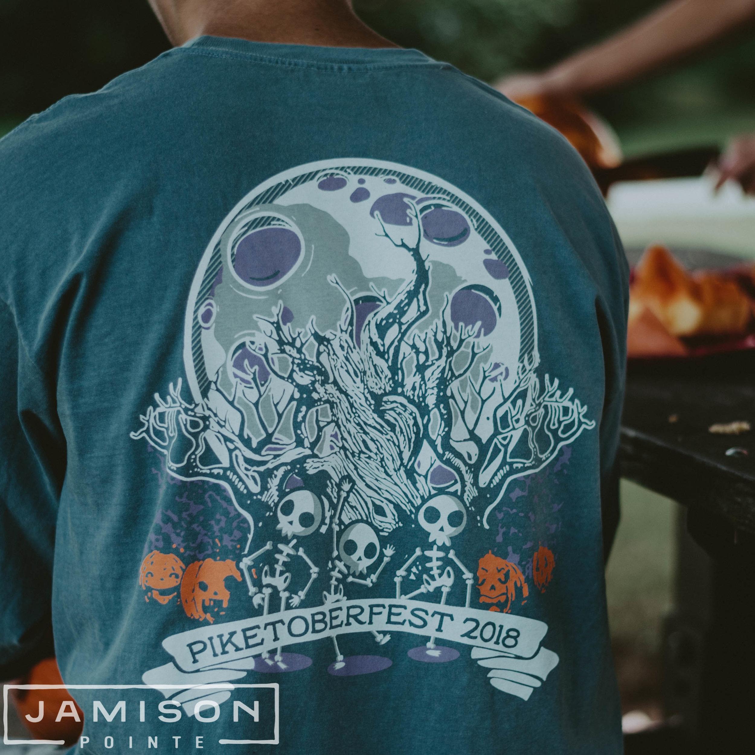 Pi Kappa Alpha Piketoberfest Tshirt