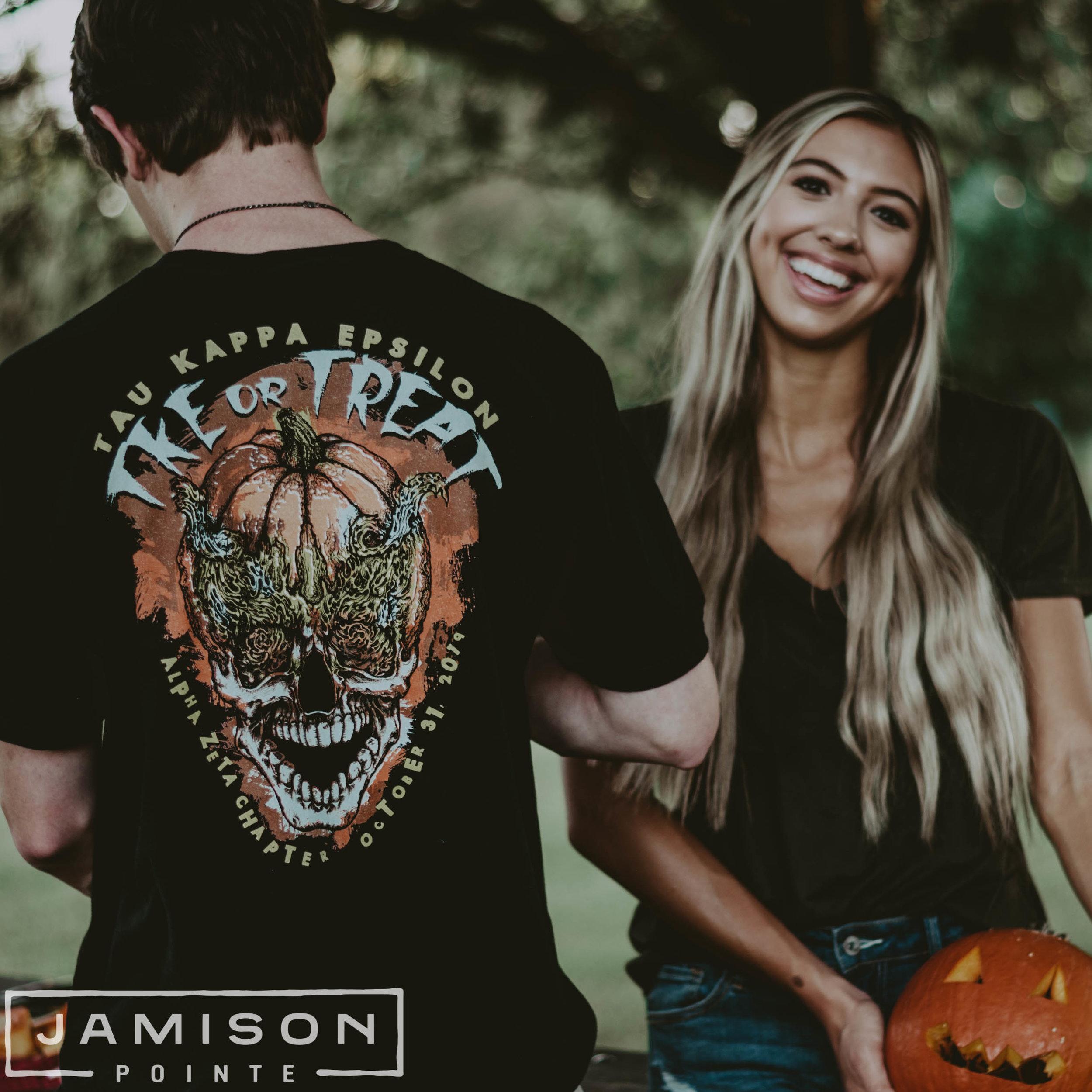Tke or Treat T-shirt