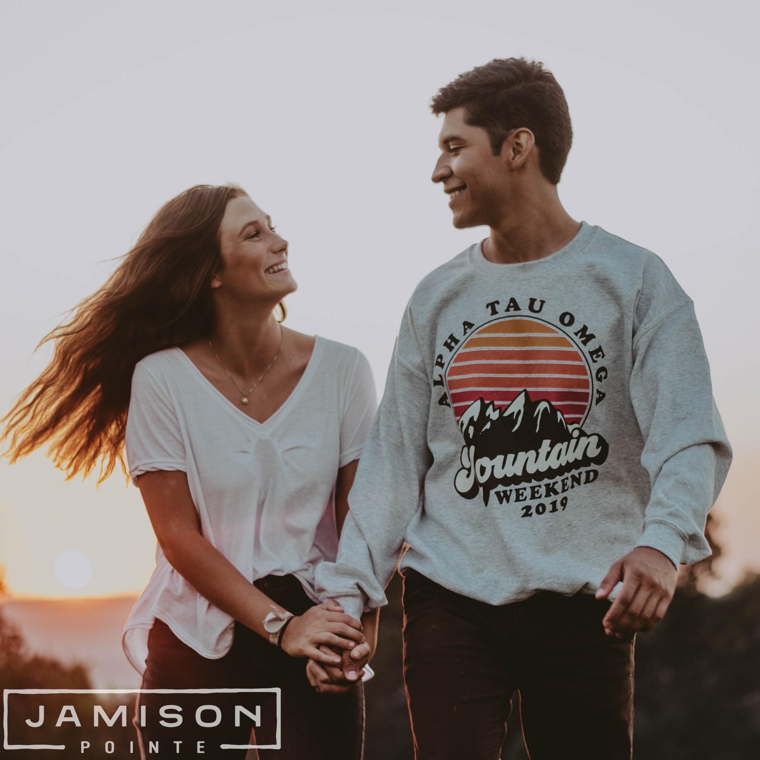 ATO Mountain Weekend Sweatshirt
