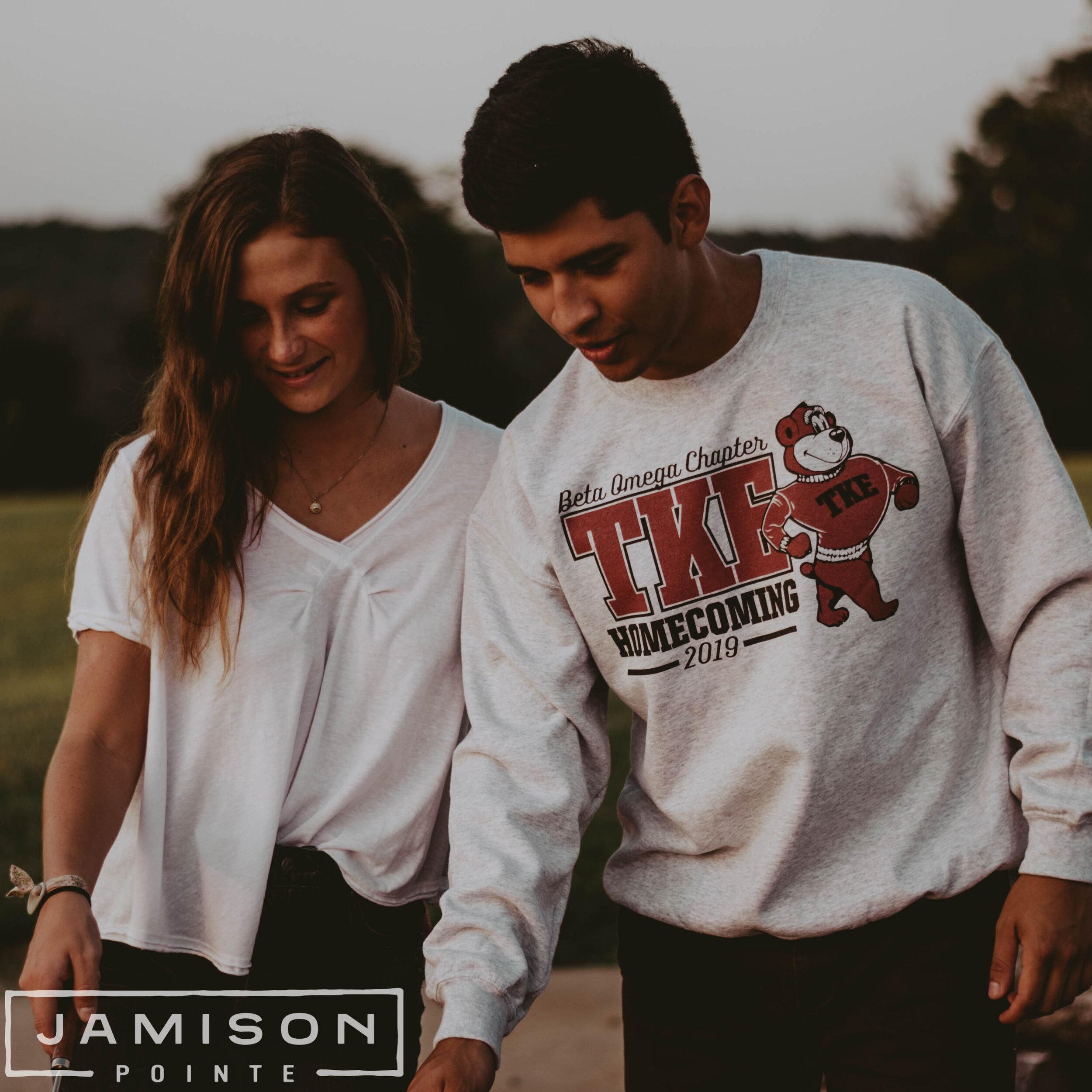 TKE Homecoming Sweatshirt