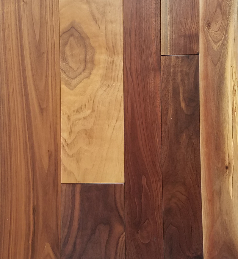 "PN#8042 Walnut (5"" Wide)"