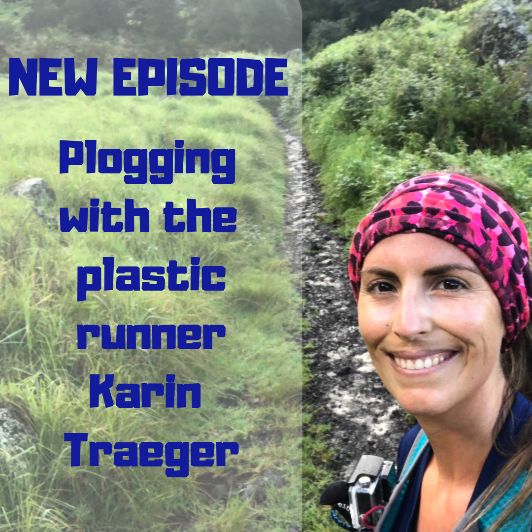 Plogging with the trail runner Karin Traeger.png
