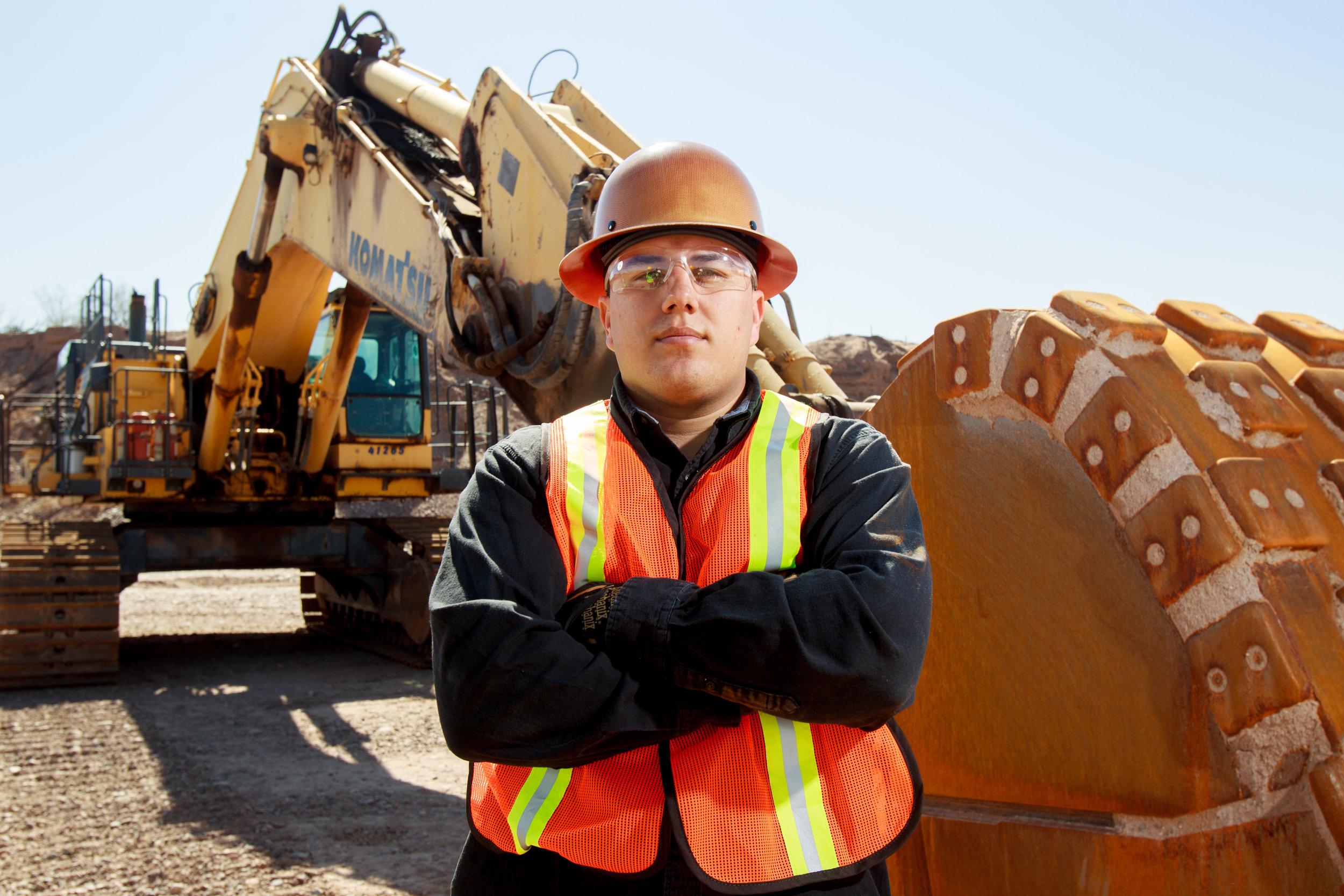 Tyler N. - Madison Granite  Account Specialist / Equipment Operator