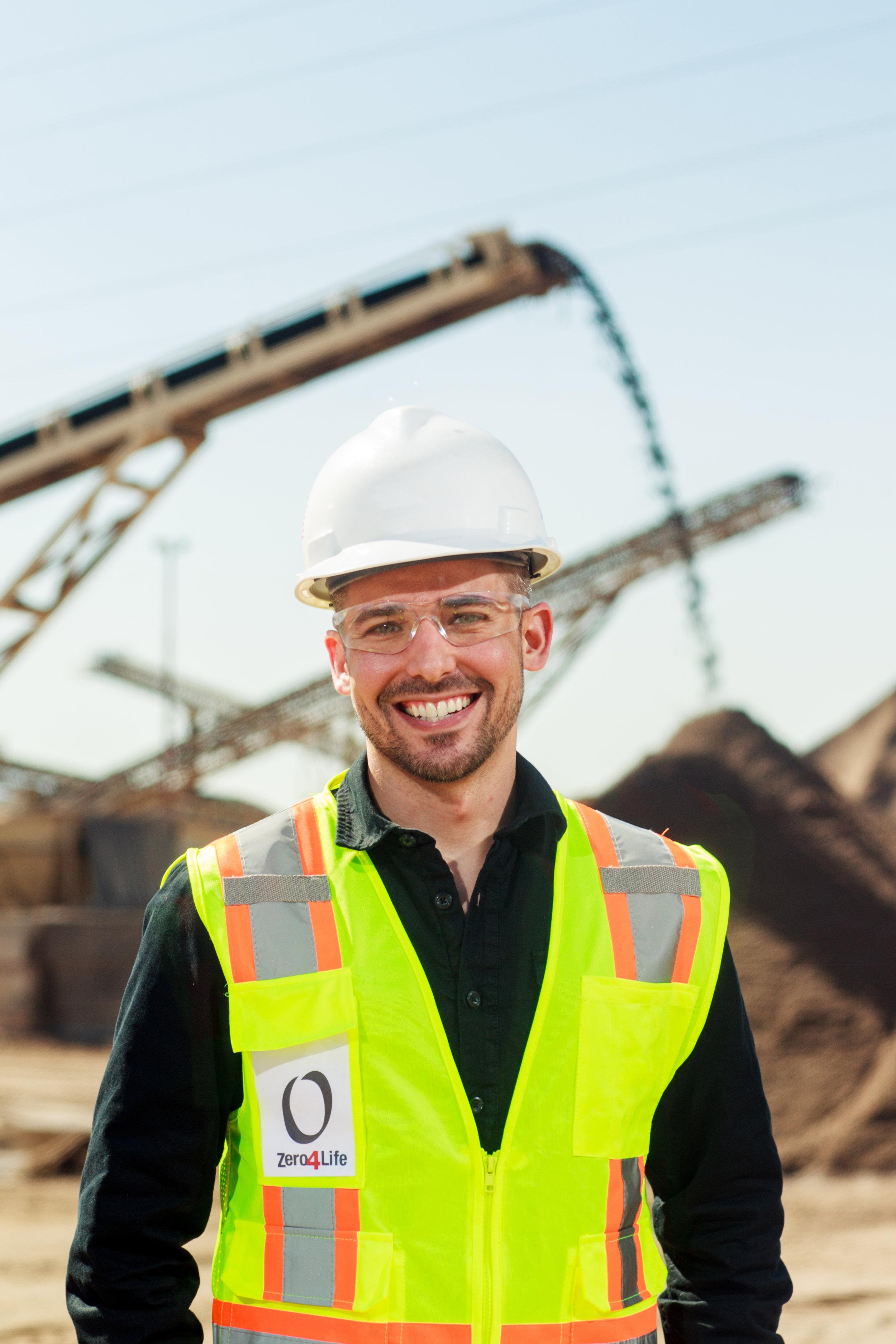 Justin W. - Cemex  Logistics Manager