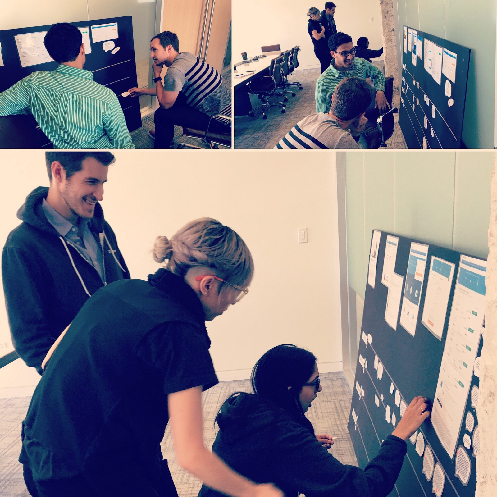Turning user research into  workshops + mini-museums -