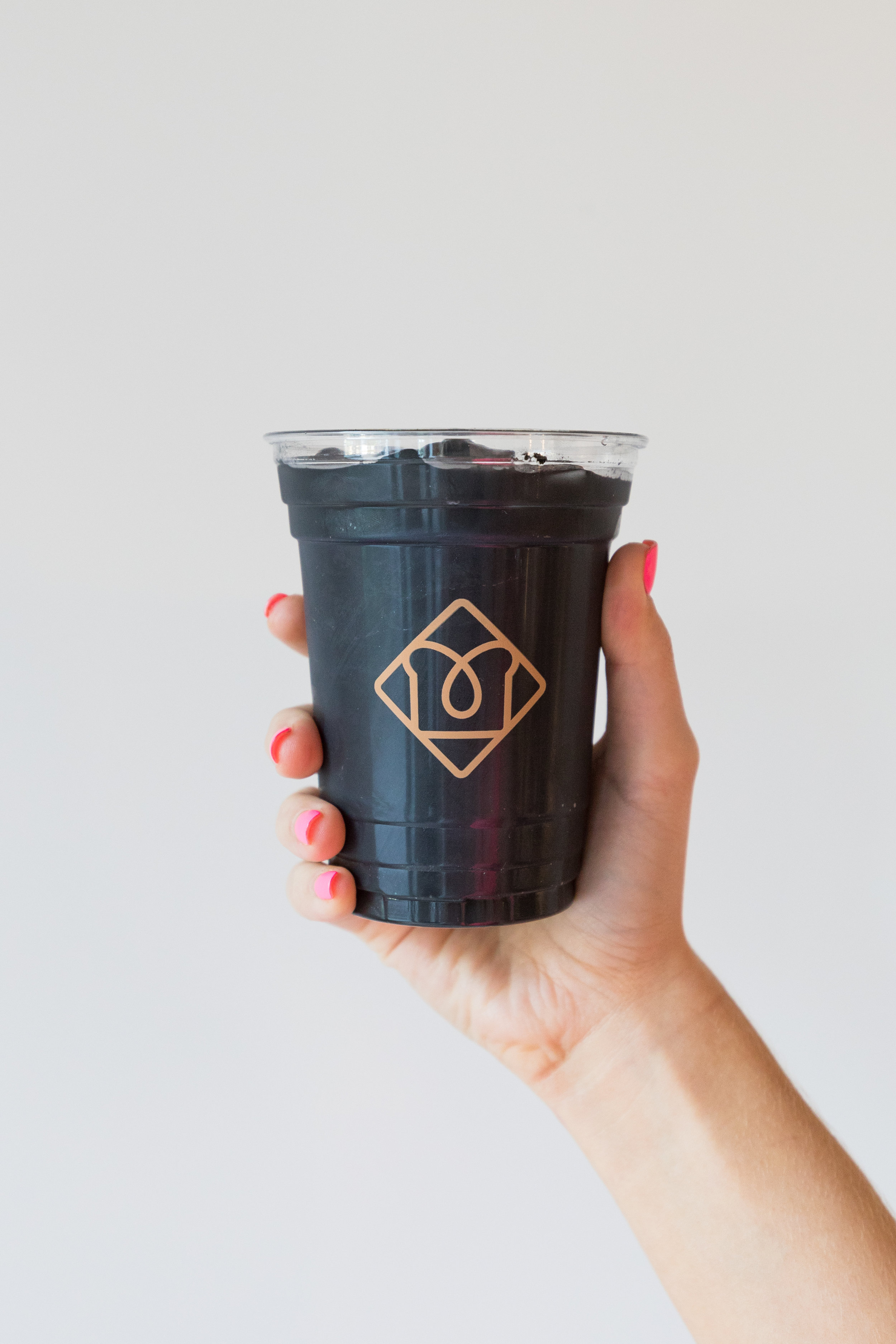 Detoxify   Coconut Water / Lemon / Activated Charcoal / Agave