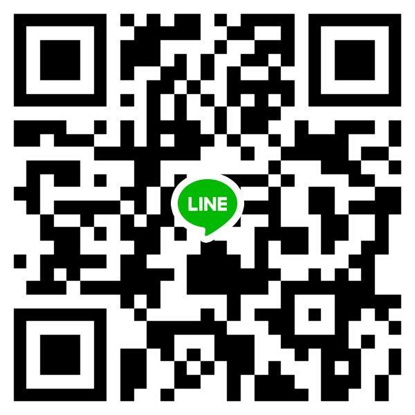 Scan QR code on Line app