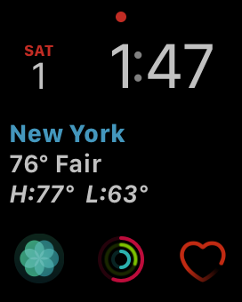 The moment we got to NY on my watch.png