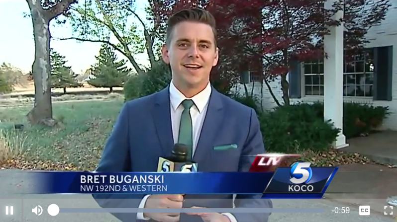KOCO NEWS 5 - Metro mansion with big history almost destroyed in grass fire