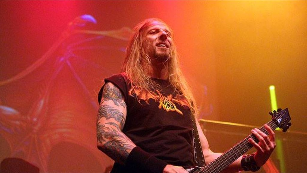 Dark Angel guitarist Eric Meyer  (Photo:By User: Ron rinehart [CC BY-SA 3.0 (https://creativecommons.org/licenses/by-sa/3.0)], from Wikimedia Commons)