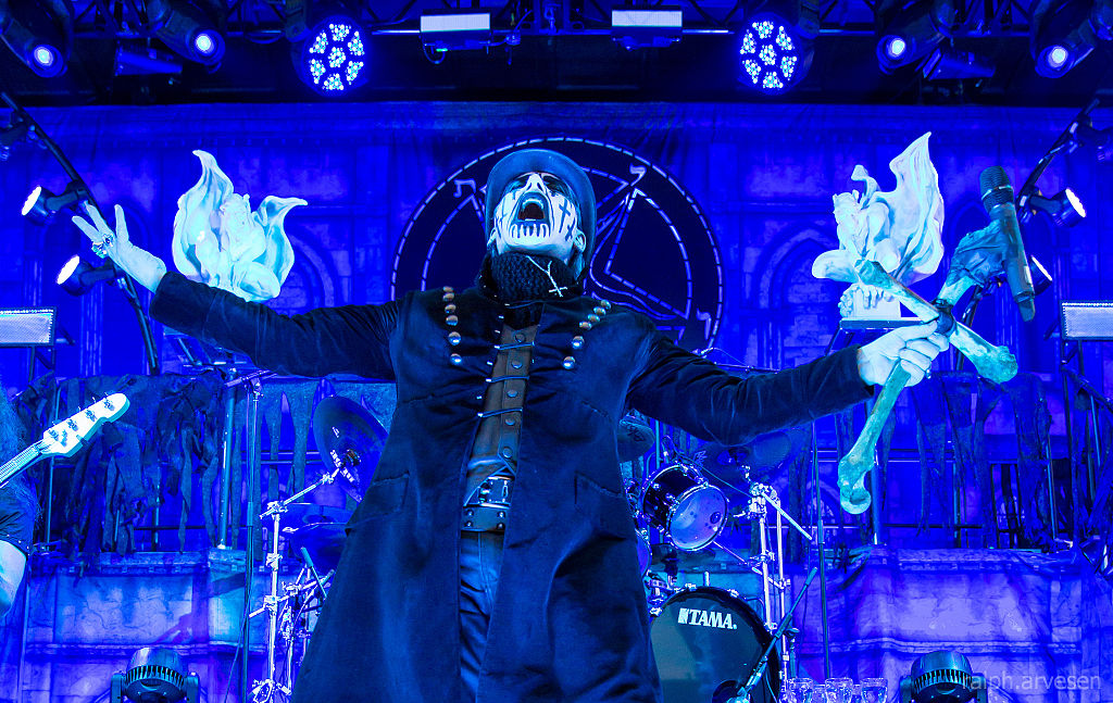 King Diamond  (Photo:By Ralph Arvesen [CC BY 2.0 (https://creativecommons.org/licenses/by/2.0)], via Wikimedia Commons