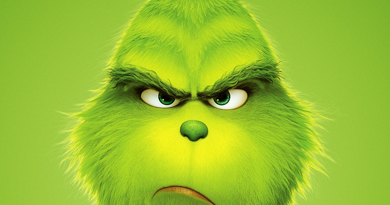 """The Grinch"" (Photo courtesy Universal/Illumination)"