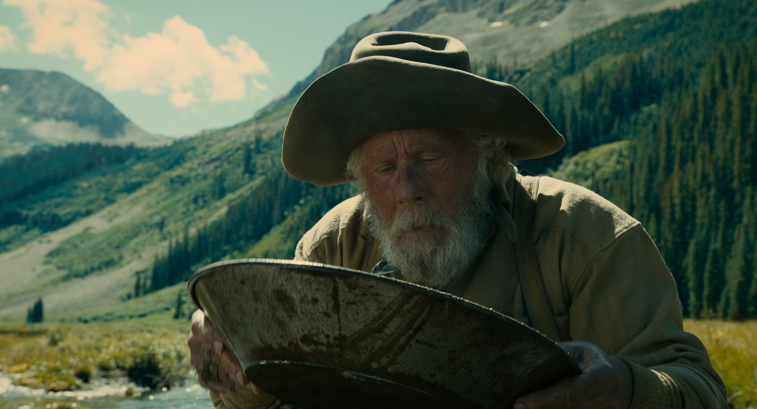 """Tom Waits in """"The Ballad of Buster Scruggs."""" (Photo courtesy of Netflix)"""