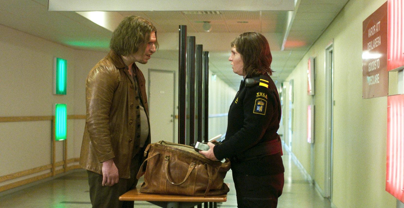 """Eero Milonoff and Eva Melander in """"Border."""" (Photo courtesy of Neon)"""