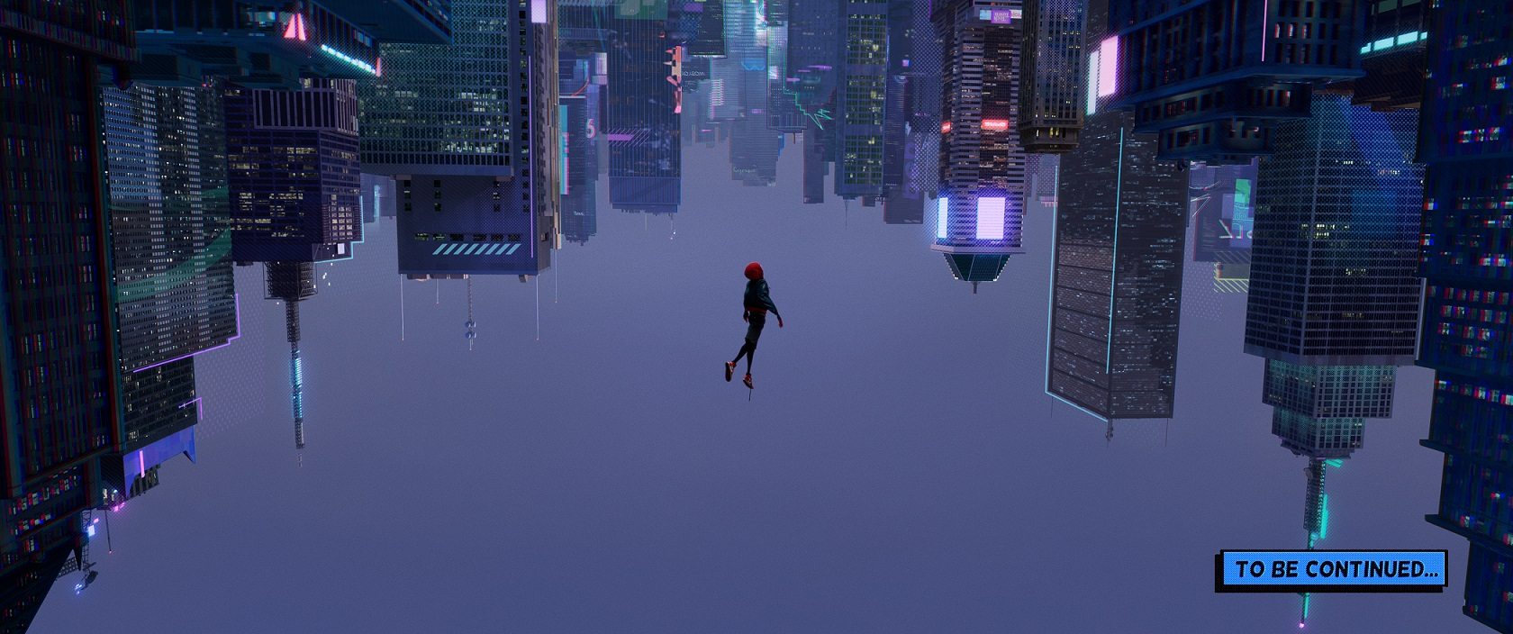 """""""Spider-Man: Into the Spider-Verse"""" (Photo courtesy Sony Pictures Animation)"""
