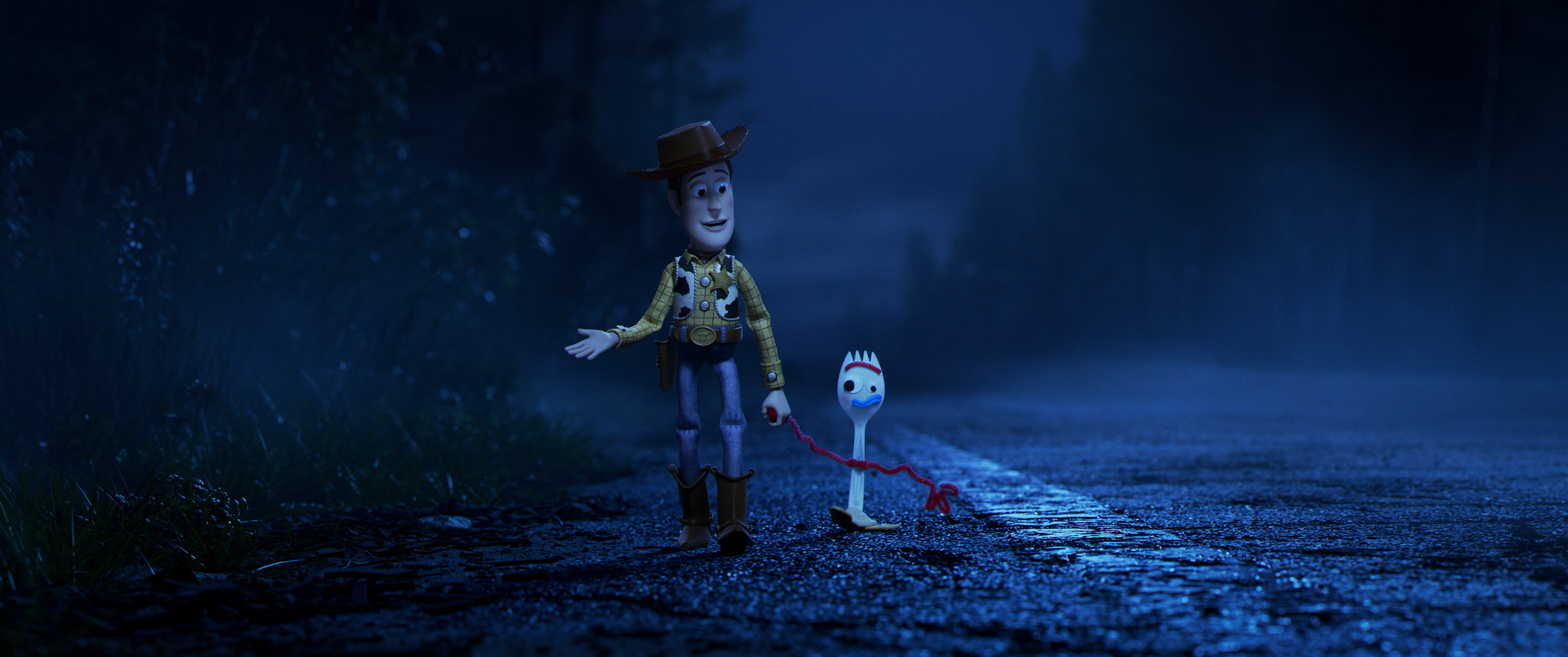 Toy Story 4': The existential journey of Woody and Forky — John