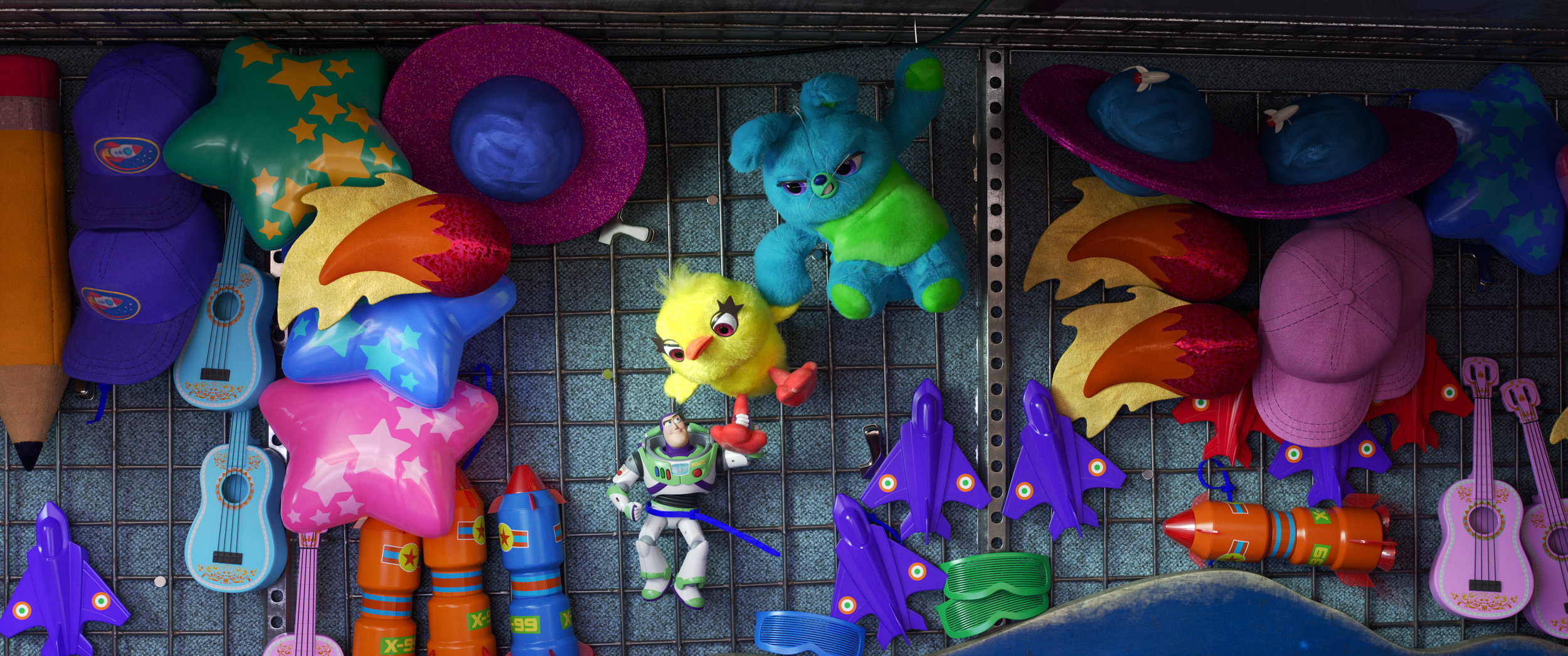 How did this type of frivolity make its way into a children's cartoon?  ( Courtesy photo / Disney/Pixar)