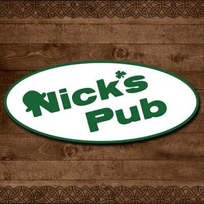 Nick's Pub Logo