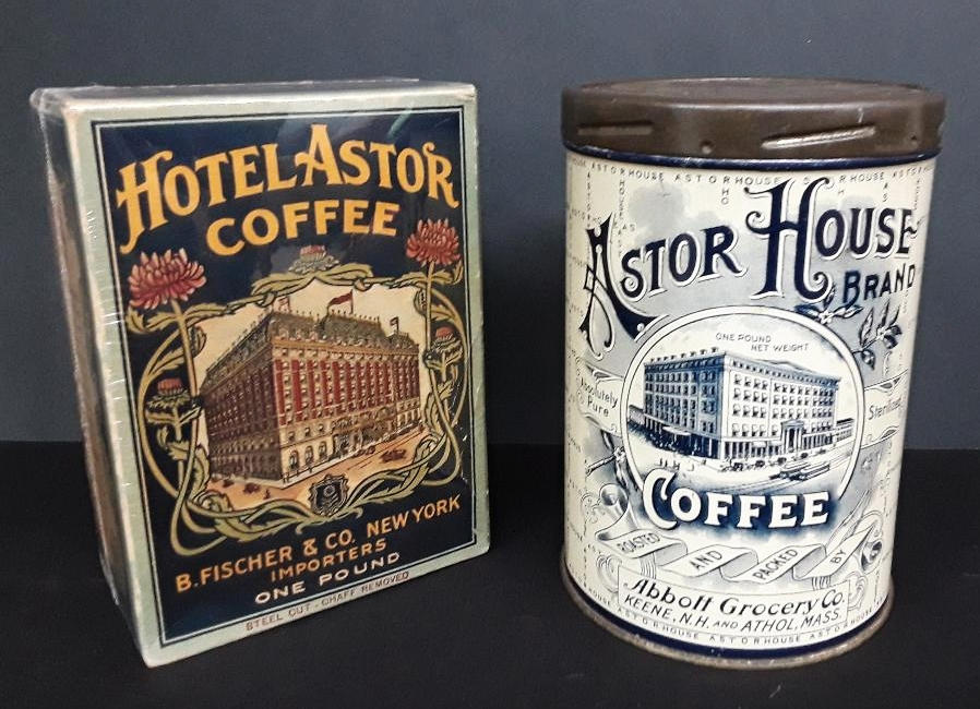 FOOD PACKAGING FROM BYGONE DAYS