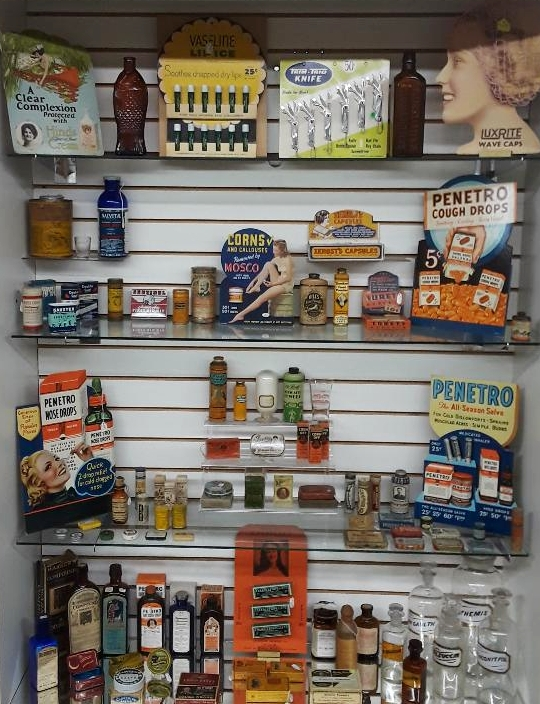 DRUG STORE COLLECTIBLES