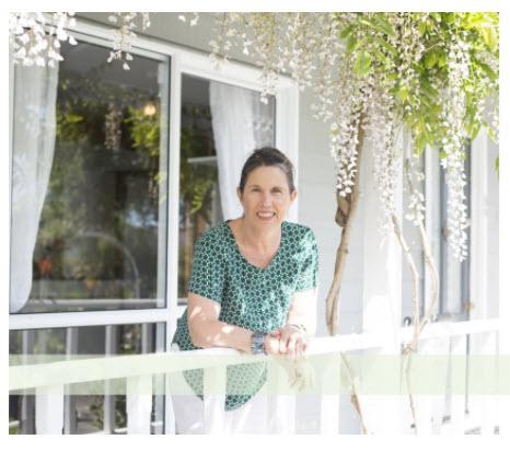 Berlinda Falconar - Accupuncture Therapist
