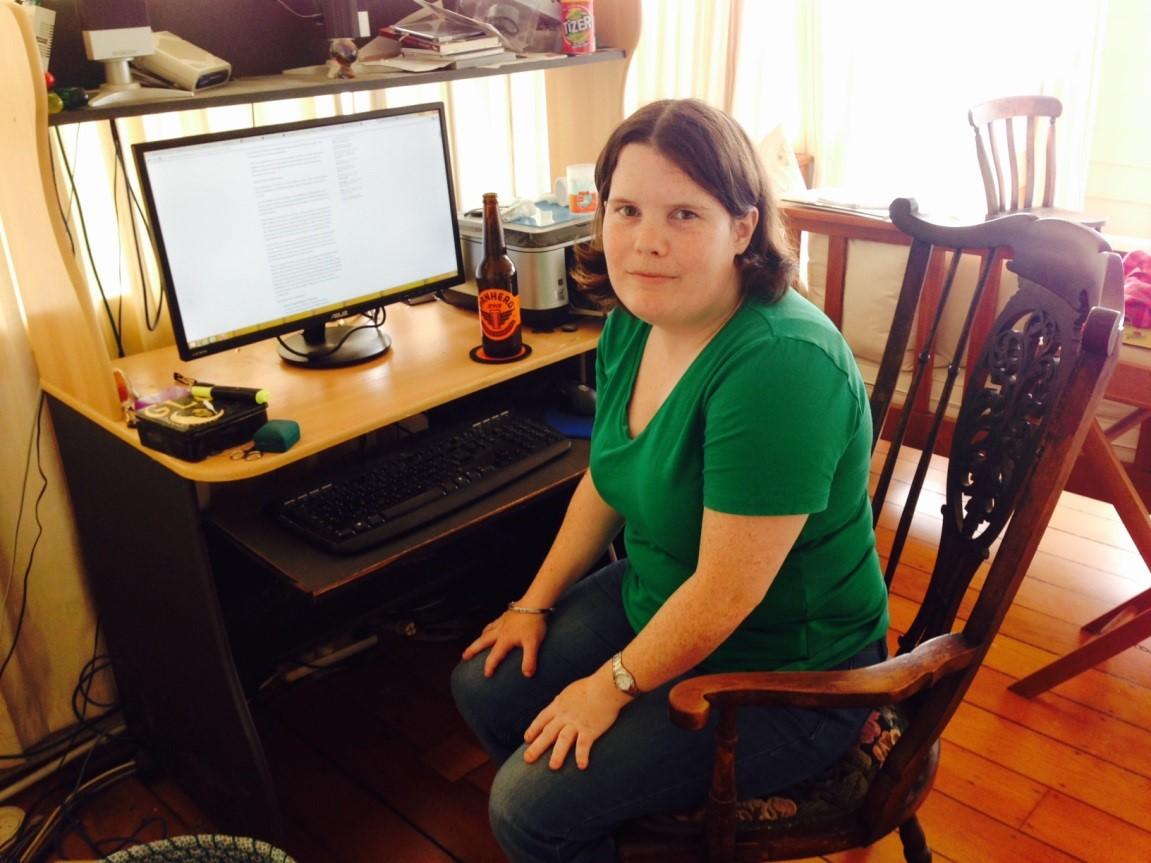 Grace Carpinter - Looking for Employment (Auckland)