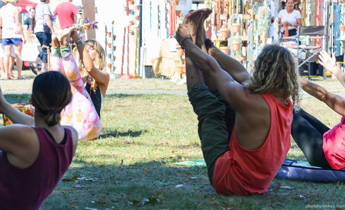 Catch us at Maker's Fest this Saturday at Manahawkin Lake Park. Photo: Bokey.
