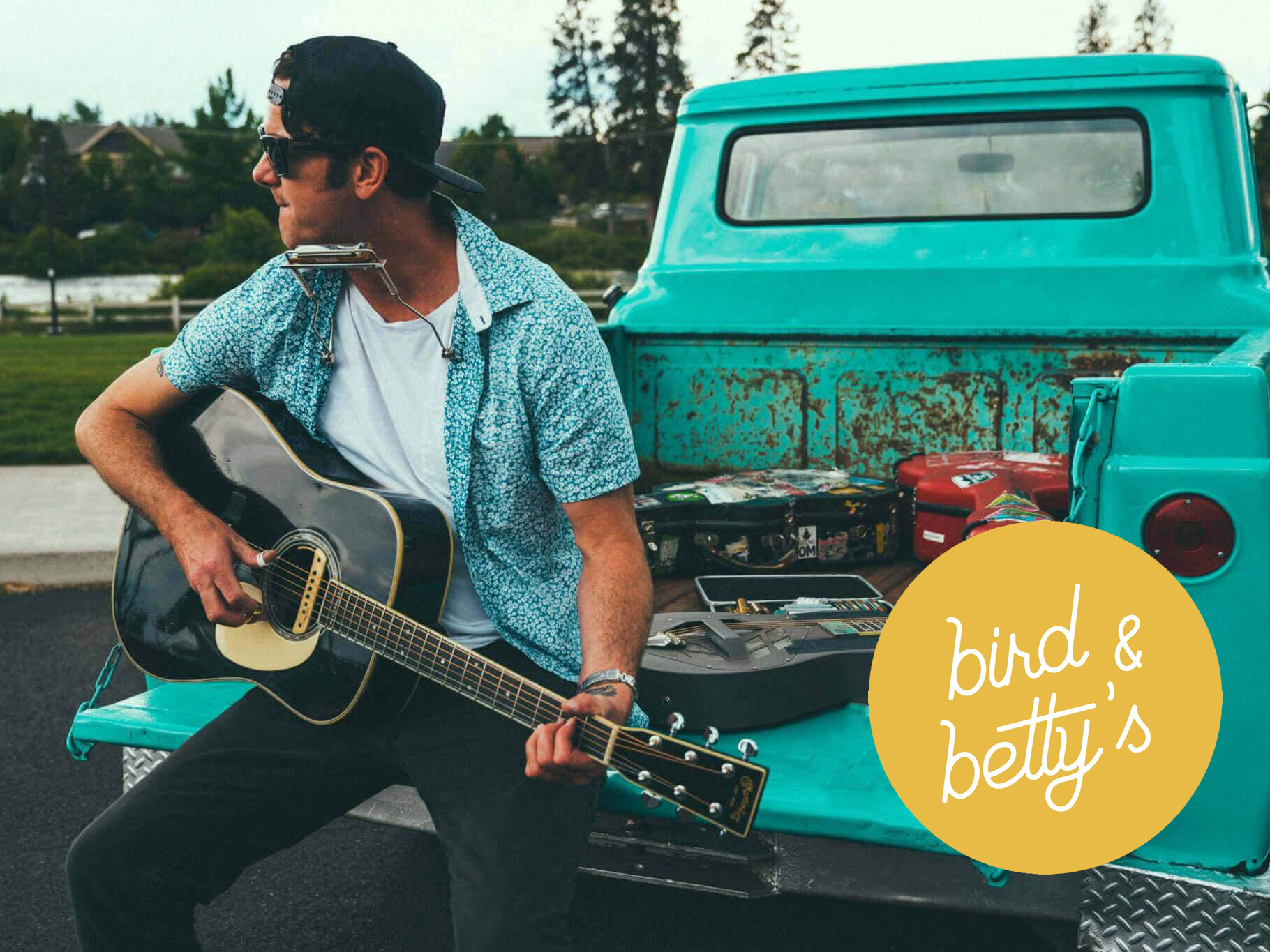 G Love Returns to LBI on June 28 and could not be more excited to have him at Bird & Betty's to kick off the summer. Photo: The Good Life.