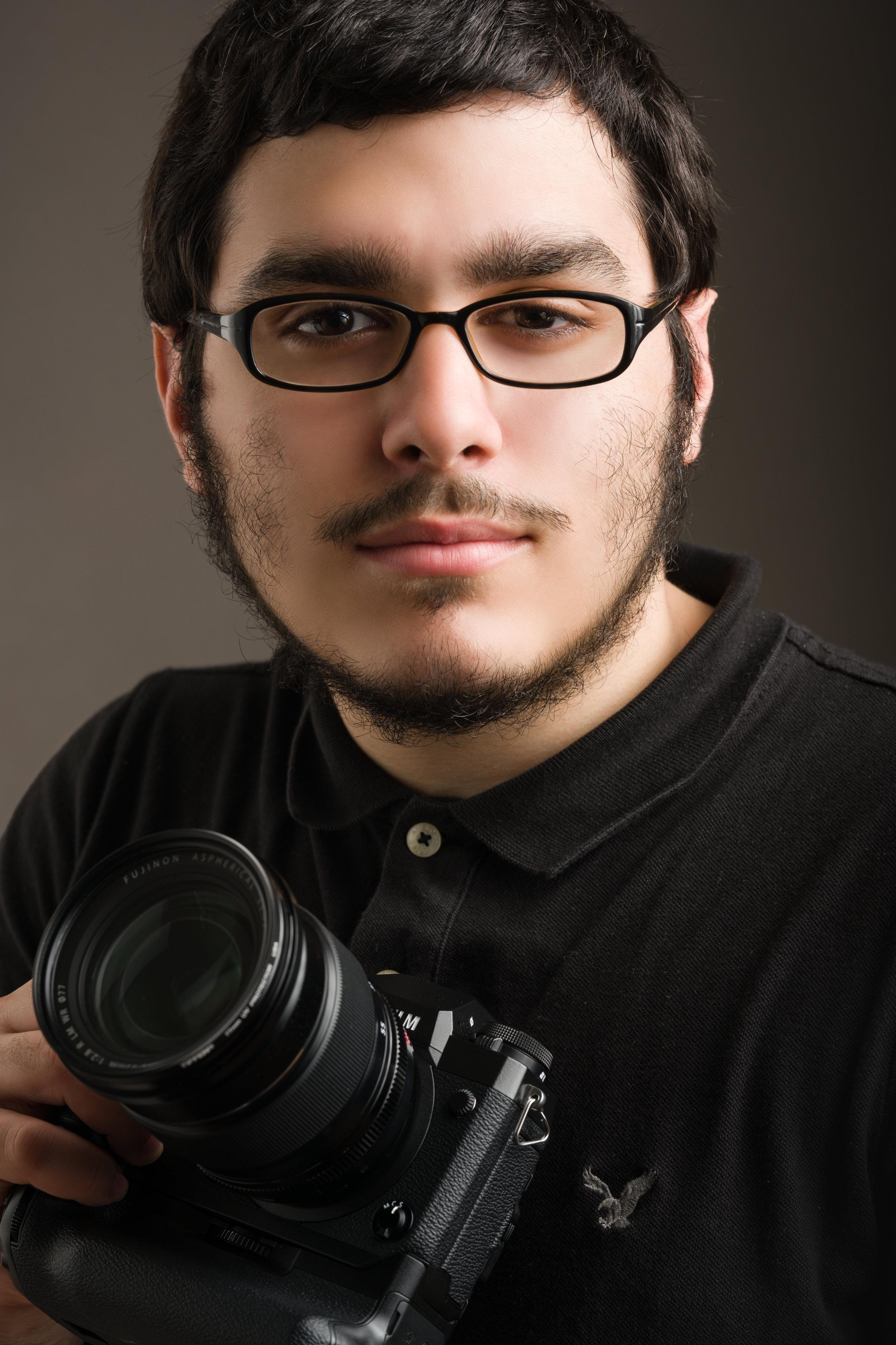 David Goris, Occupational Portrait