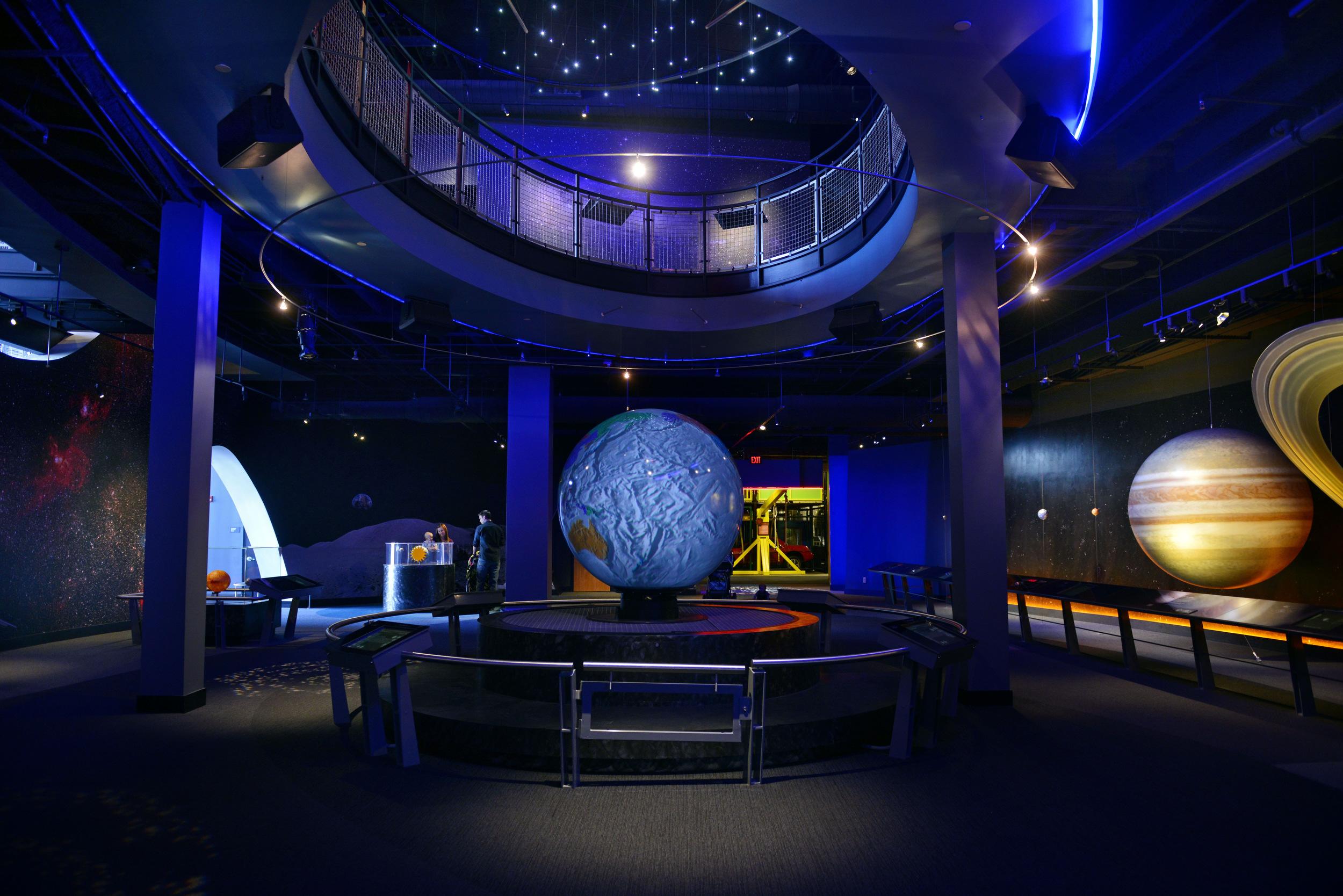 The Adventure Science Center in Nashville, Tenn.