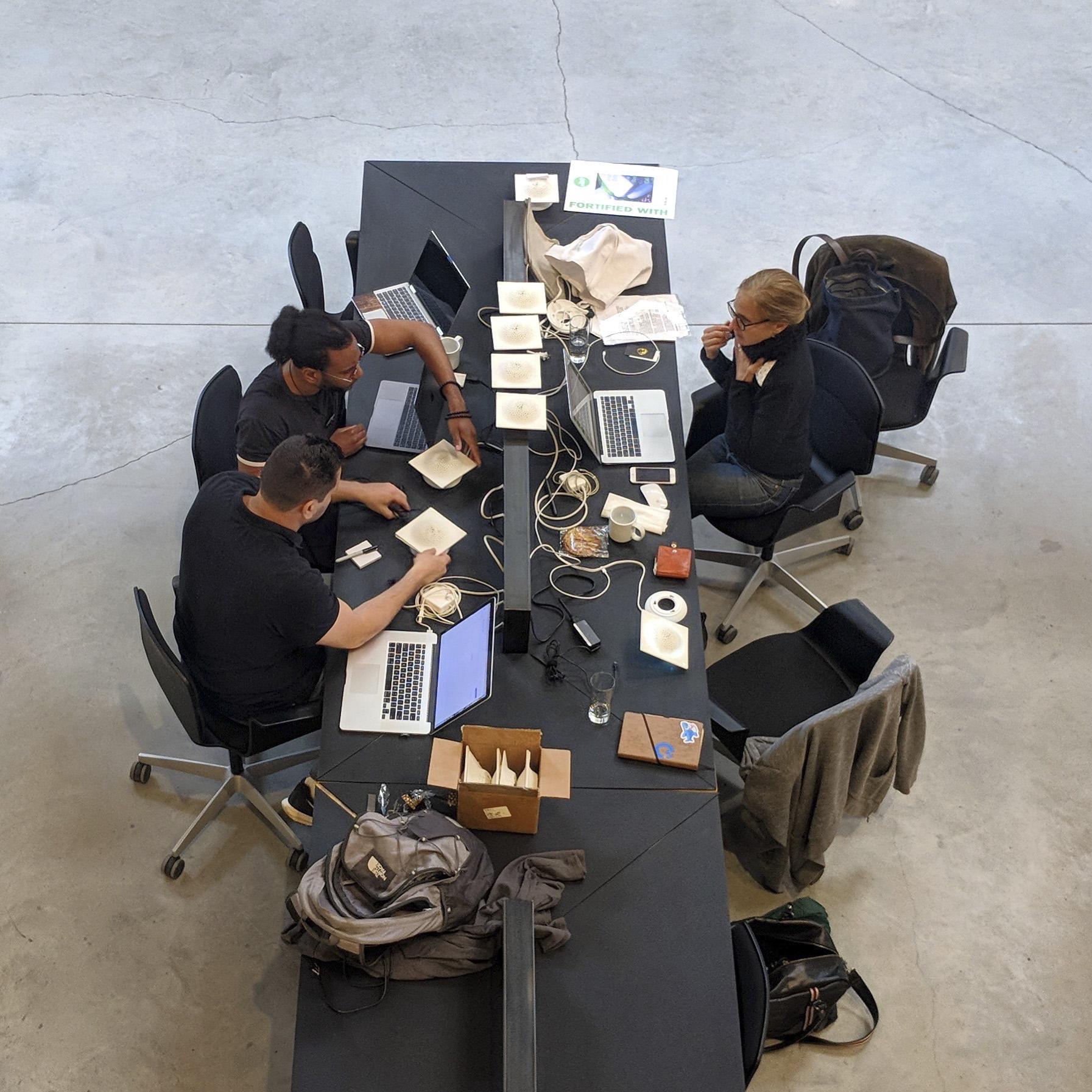 FutureAir team at New Lab.JPG