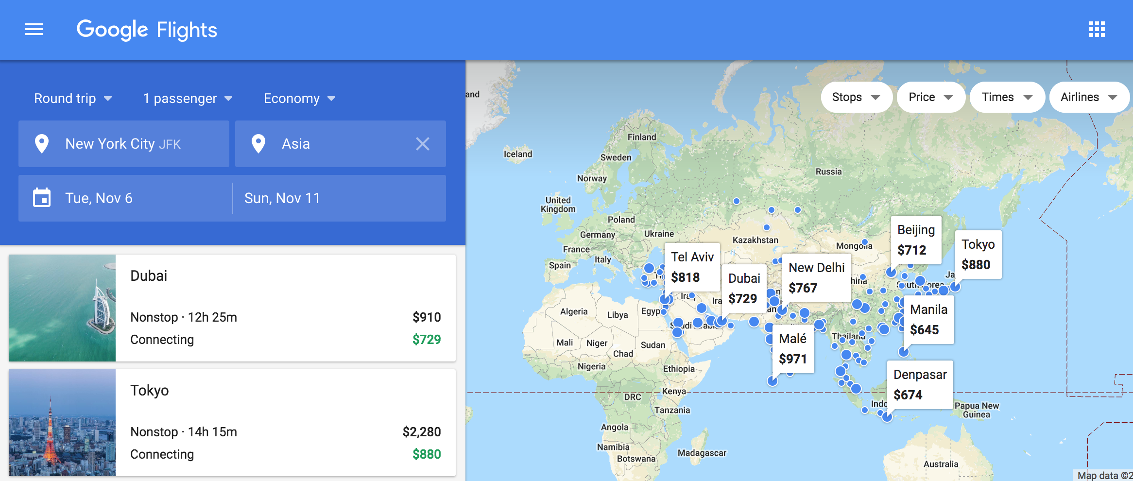 Google Flights NYC to Asia example.png
