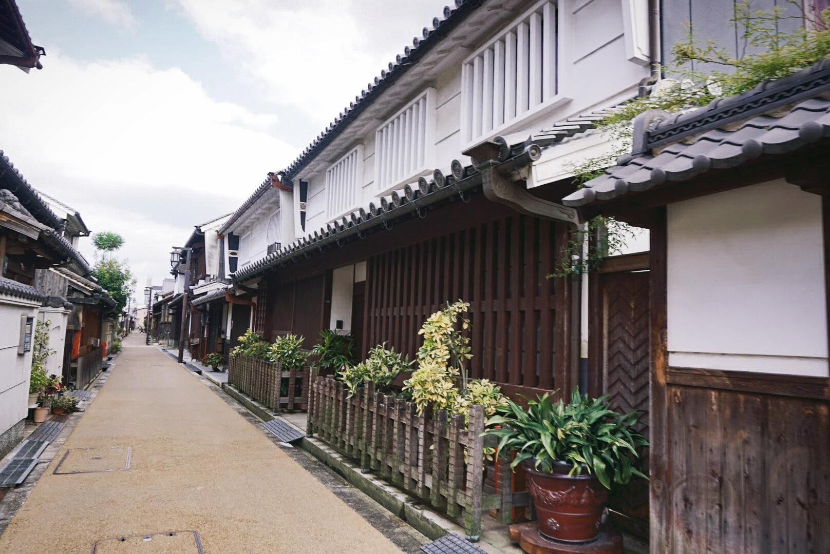 Imaicho houses