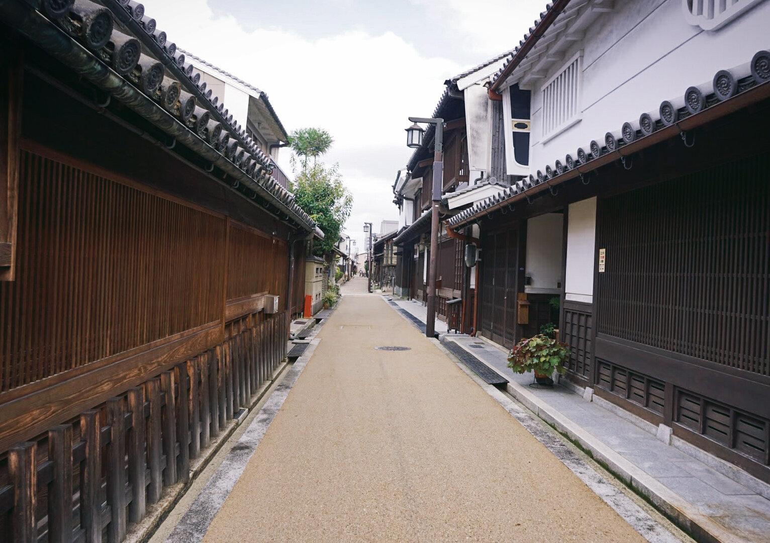 Imaicho street