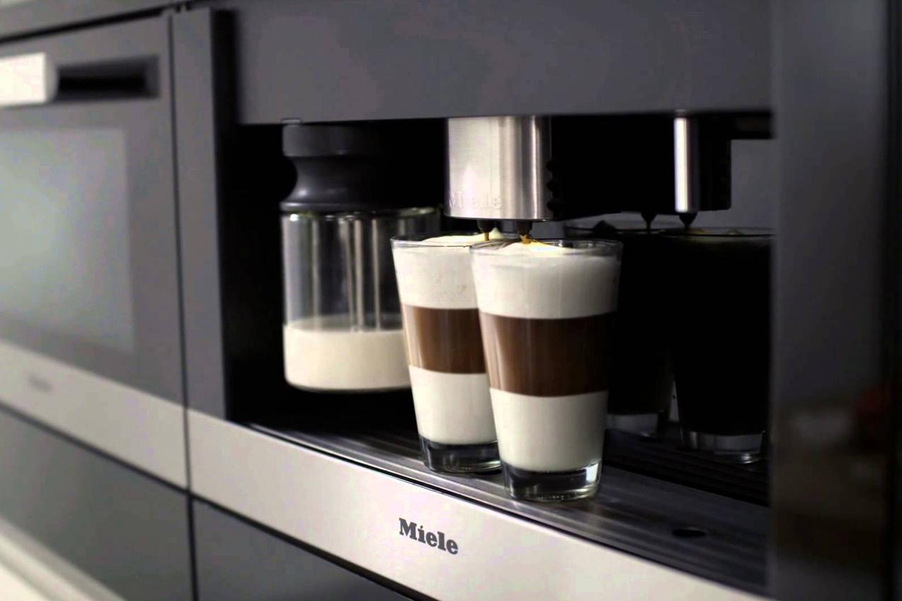 Miele - German engineered premium kitchen appliances.