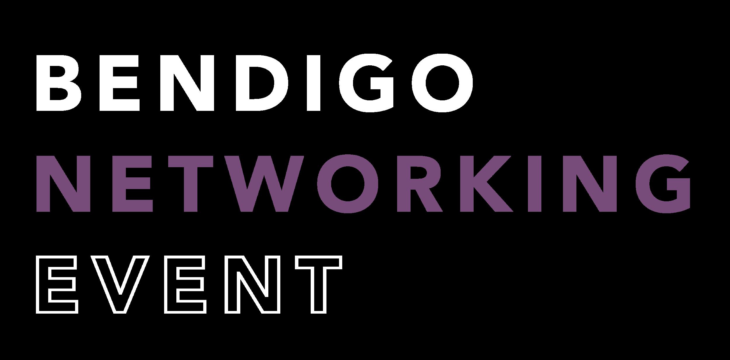 Bendigo Networking Event