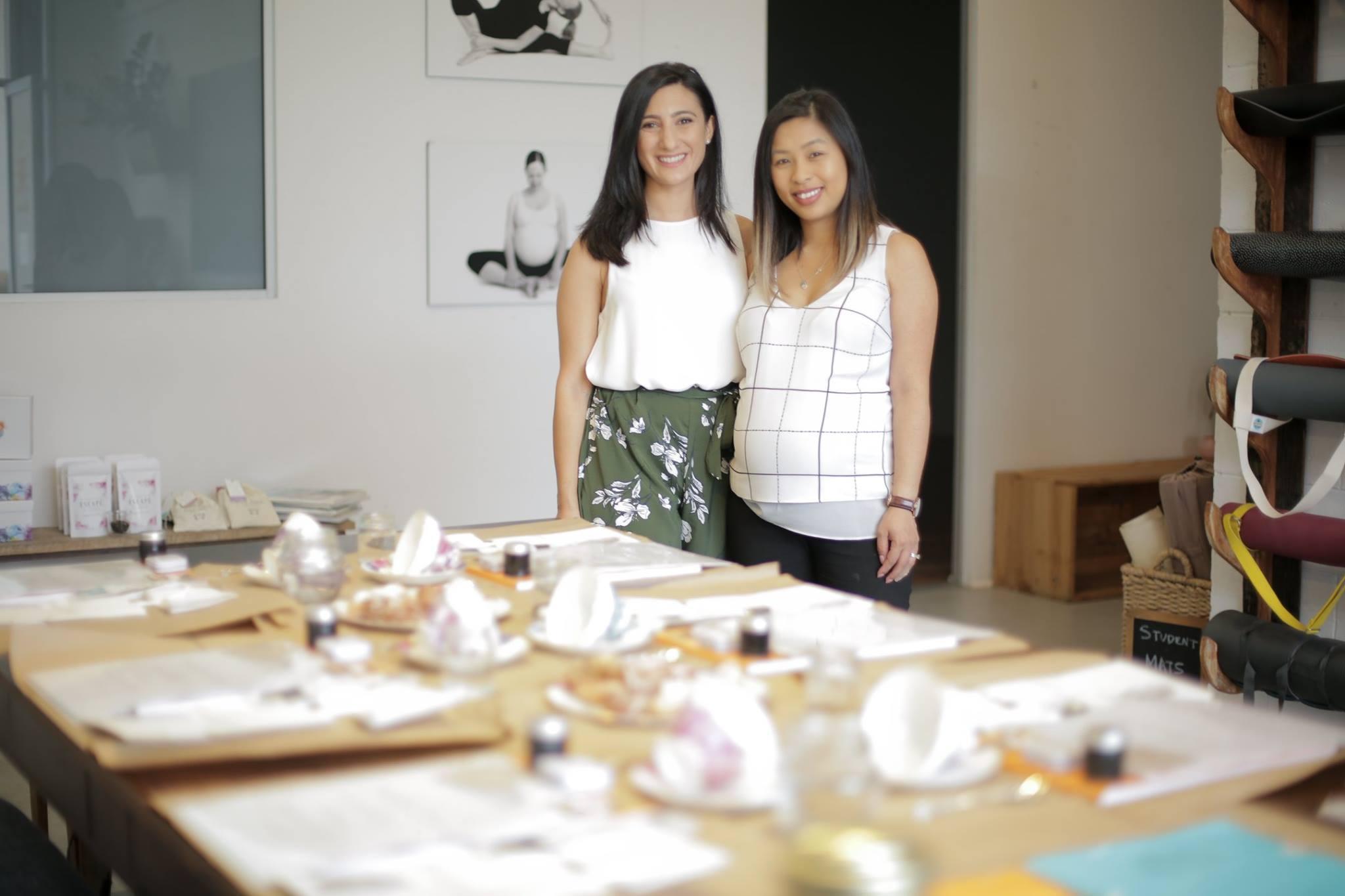 Kim Tran-Flores - The Launch Gals
