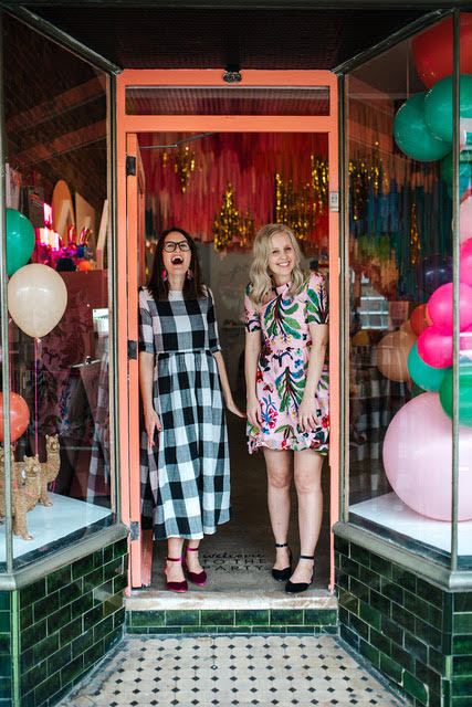 Q&A with Sara and Alana from Poppies for Grace - The gals behind Poppies for Grace talk about creating more joy, finding moments of celebration and turning their day dream into real life!